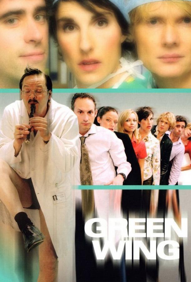 Зелёное крыло (2004)