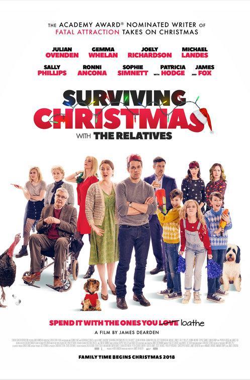 Пережить Рождество / Christmas Survival / Surviving Christmas with the Relatives (2018)