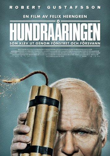 Столетний старик, который вылез в окно и исчез фильм (2013)