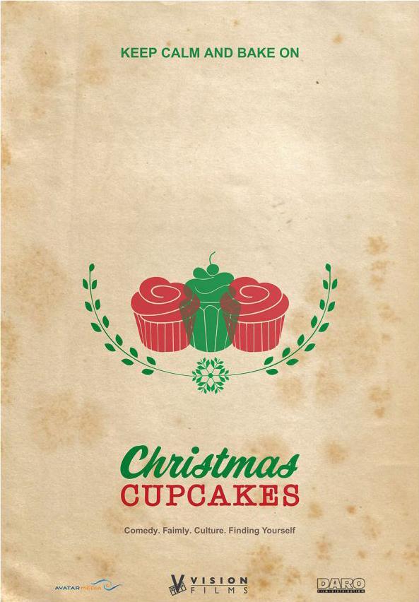 Рождественский кекс / Christmas Cupcakes (2018)