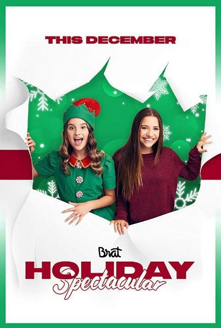 Потрясающее Рождество фильм (2018)