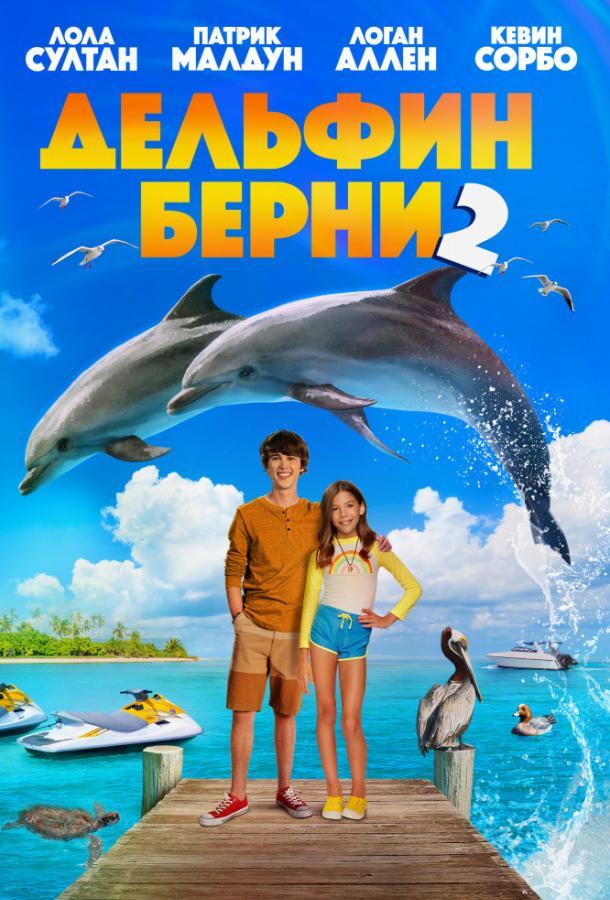 Дельфин Берни 2 / Bernie the Dolphin 2  2019