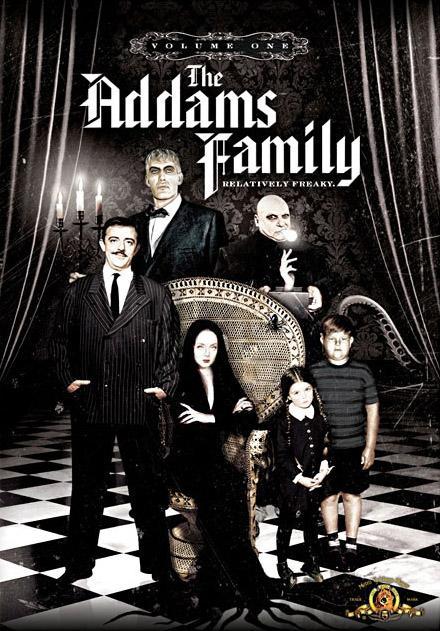 Семейка Аддамс (1964)