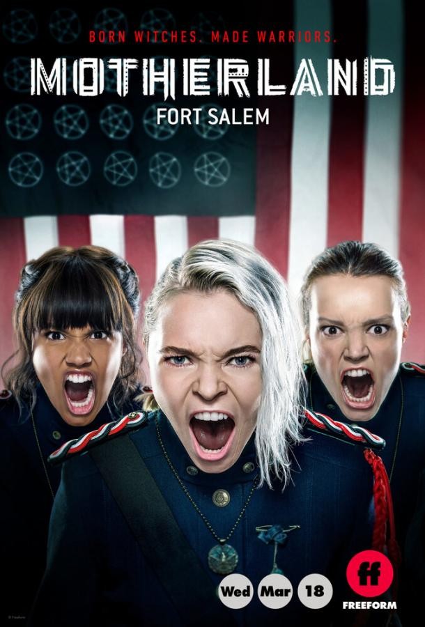 Родина: Форт Салем / Motherland: Fort Salem (2020)