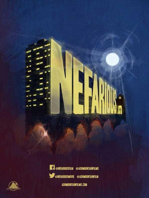 Бесчестный / Nefarious (2020)