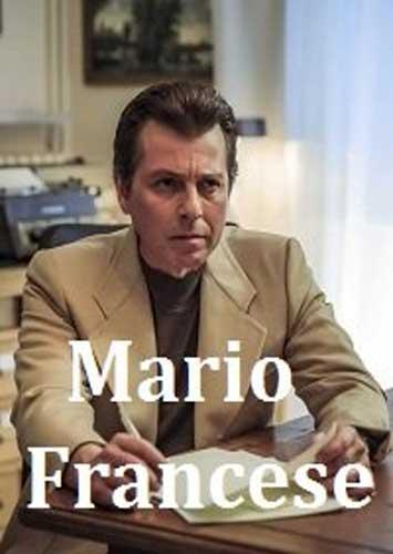 Марио Франчезе - Смерть от рук мафии