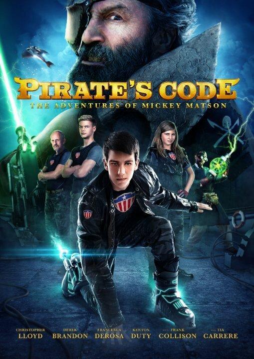 Кодекс пирата: Приключения Микки Мэтсона (2015)