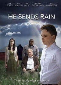 Он посылает дождь