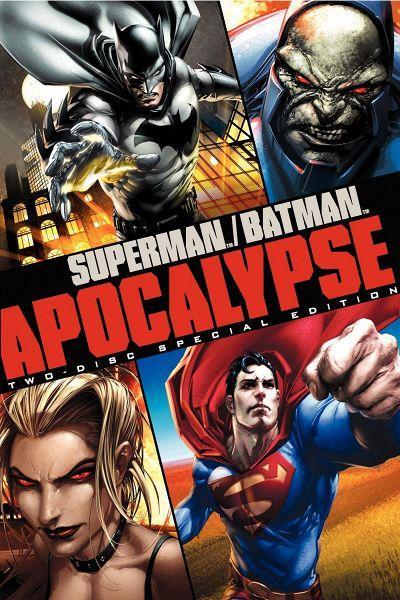 Супермен/Бэтмен: Апокалипсис (видео)