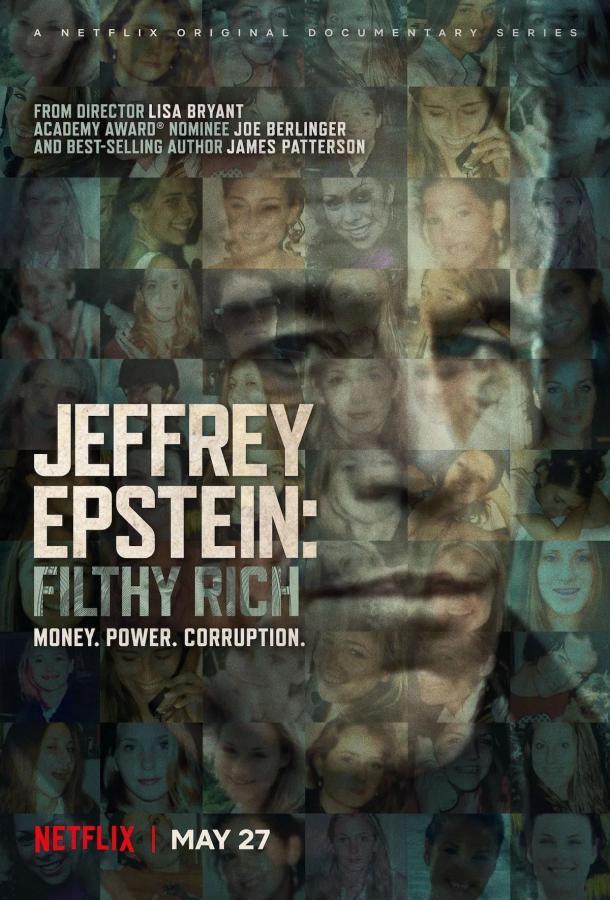 Джеффри Эпштейн: грязный богач 2020 смотреть онлайн 1 сезон все серии подряд в хорошем качестве