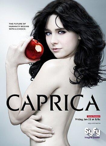 Каприка / Caprica 2009  1 сезон 18 серия