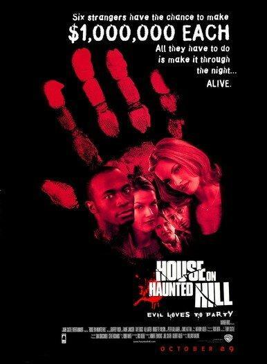 Дом ночных призраков фильм (1999)