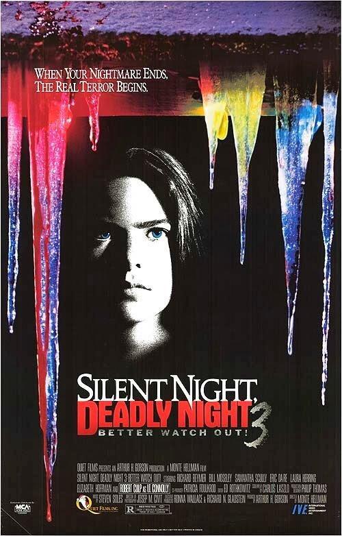 Тихая ночь, смертельная ночь 3: Лучше поберегись! (1989)