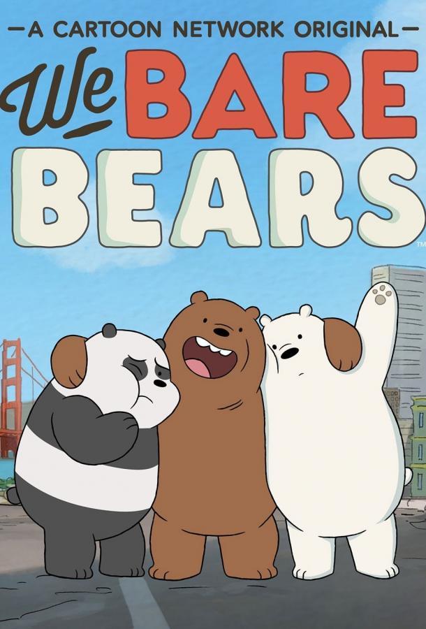 Мы обычные медведи / We Bare Bears 2015  4 сезон 40 серия
