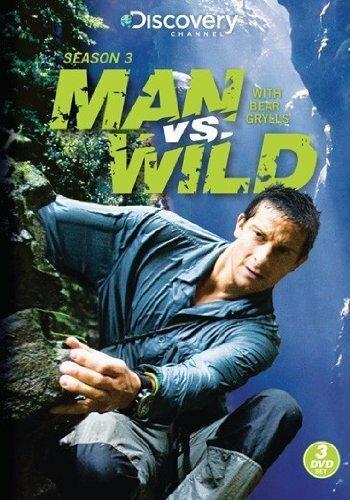 Выжить любой ценой / Man vs. Wild (2006) смотреть онлайн 1-7 сезон