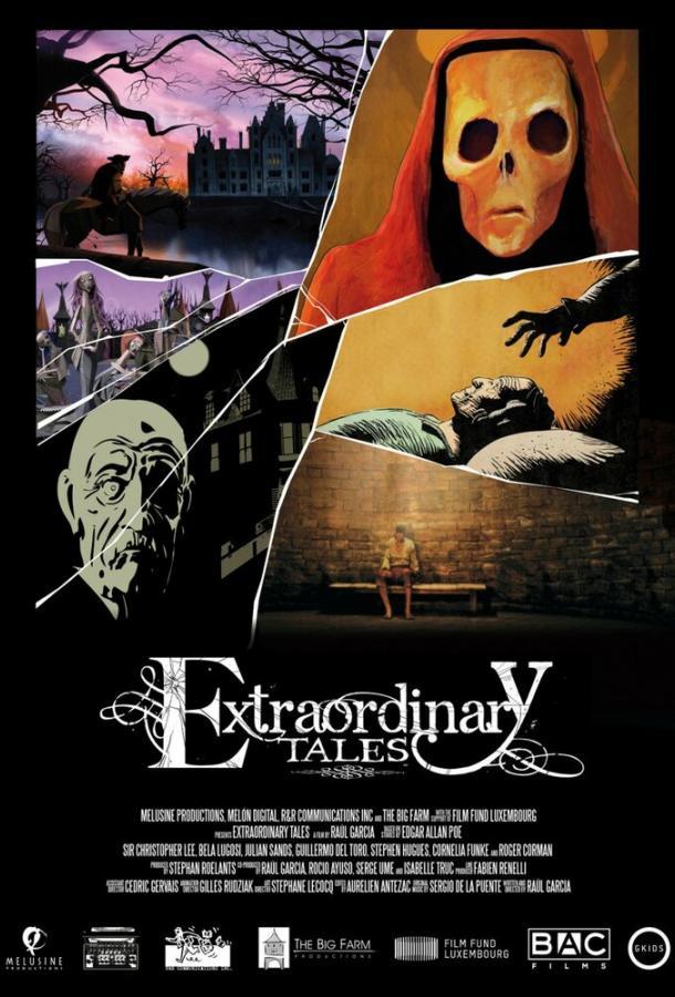 Необычные сказки / Extraordinary Tales (2013)