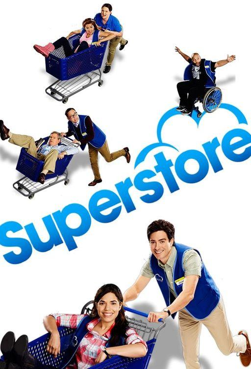 Супермаркет / Superstore 2015  5 сезон 22 серия