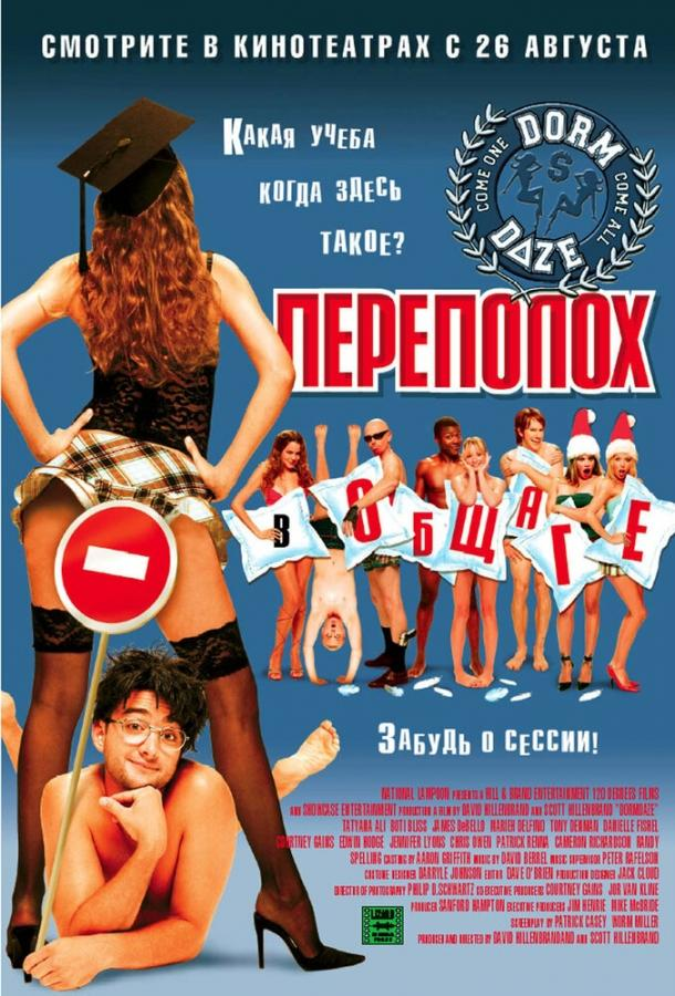 Переполох в общаге фильм (2003)
