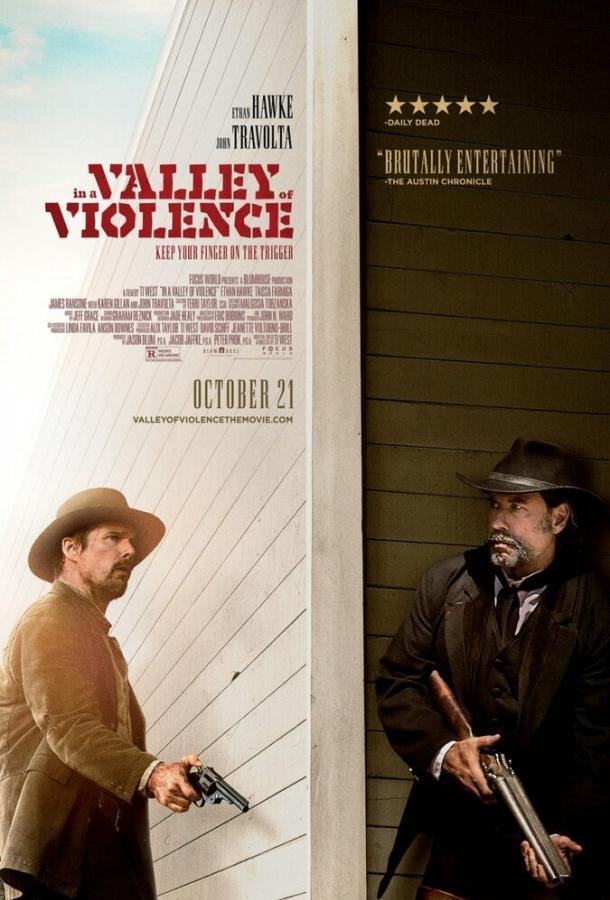 В долине насилия фильм (2016)