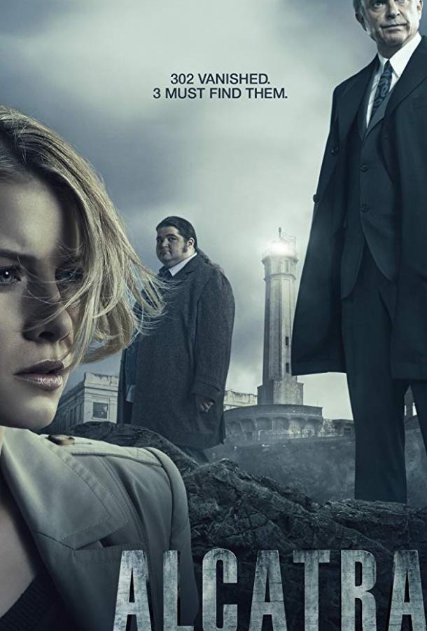 Алькатрас / Alcatraz 2012  1 сезон 13 серия