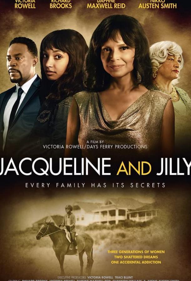 Жаклин и Джилли / Jacqueline and Jilly (2018) смотреть онлайн