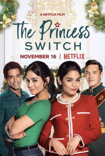 Замена принцессы  (2018).