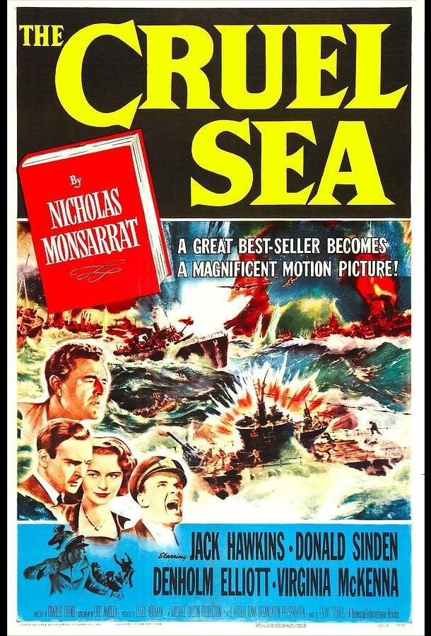 Жестокое море (1953) смотреть онлайн
