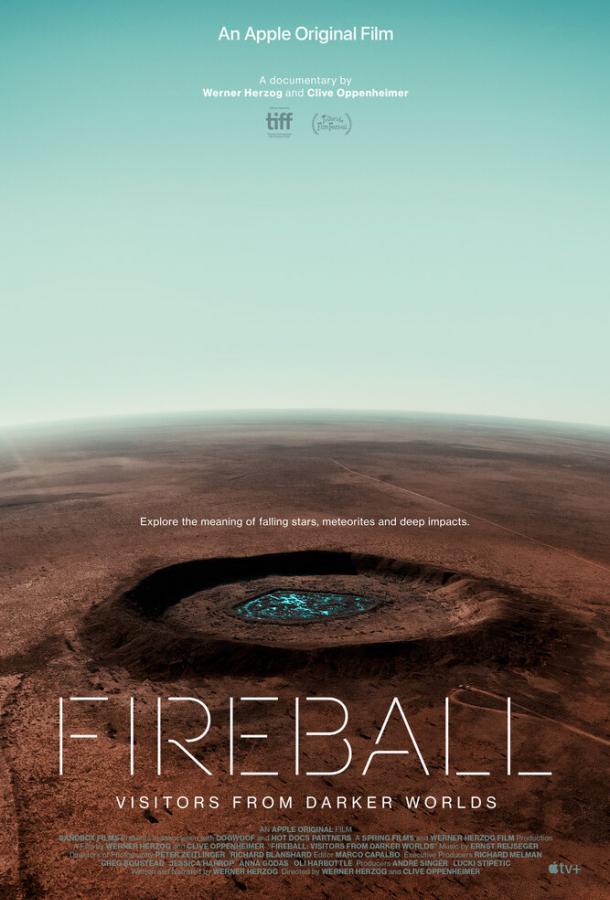 Кометы и метеориты: Гости из далёких миров (2020) смотреть онлайн в хорошем качестве