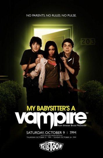 Моя няня – вампир фильм (2010)