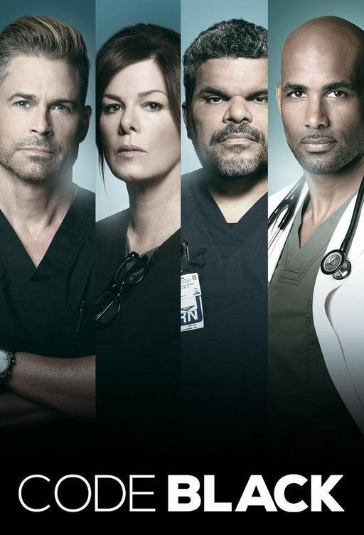 Реанимация / Чёрный код / Code Black 2015  3 сезон 14 серия