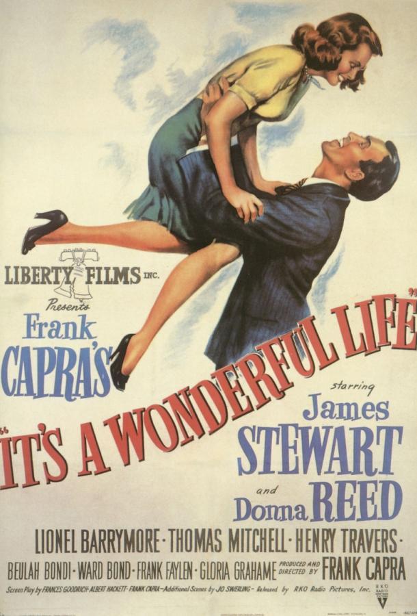 Эта замечательная жизнь  (1946).