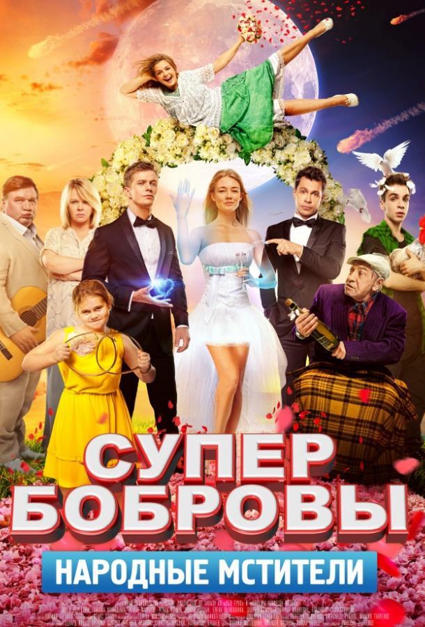 СуперБобровы. Народные мстители /   2018