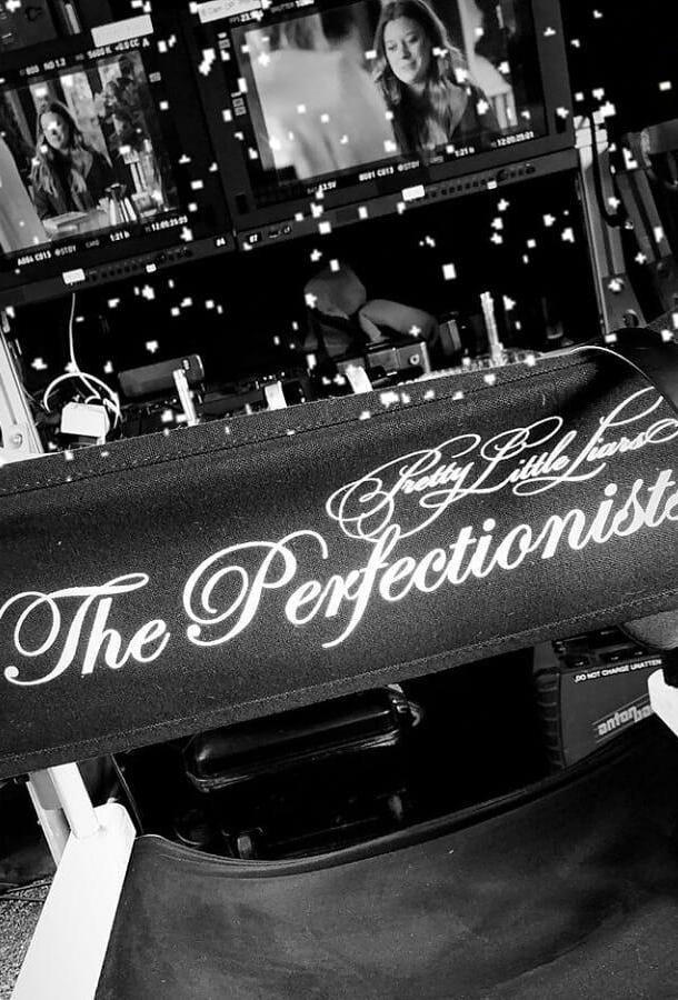 Милые обманщицы: Перфекционистки / Pretty Little Liars: The Perfectionists 2019  1 сезон 10 серия