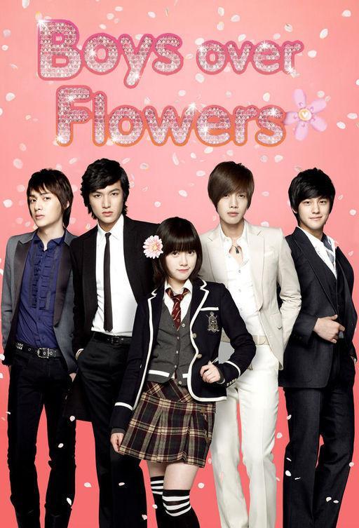 Мальчики краше цветов