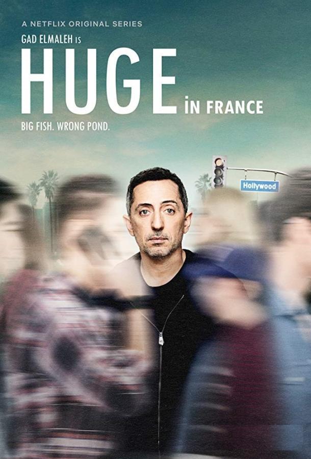 Популярен во Франции / Huge in France (2019)