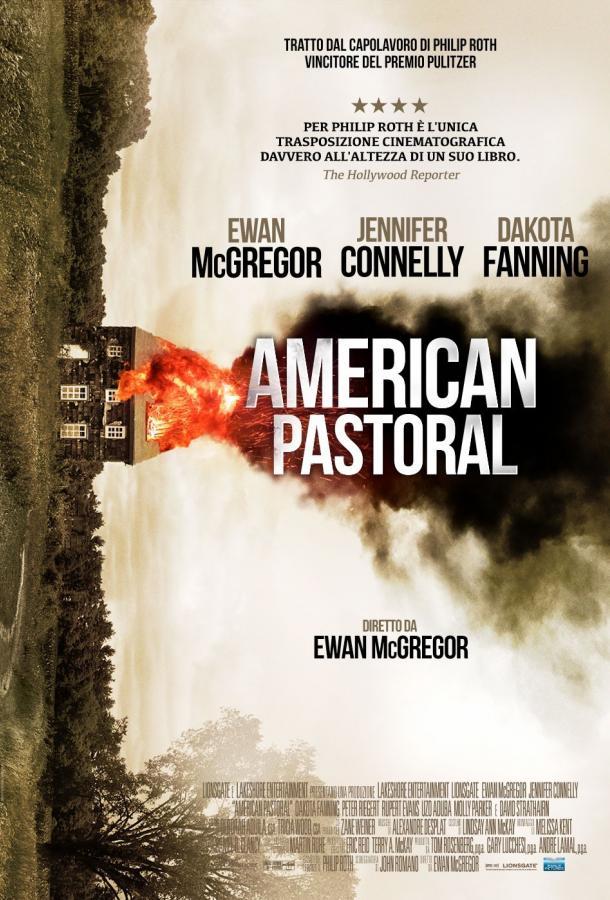 Американская пастораль фильм (2016)