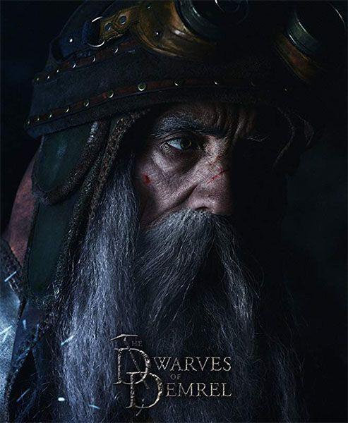 Гномы Драконьей горы / The Dwarves of Demrel 2018