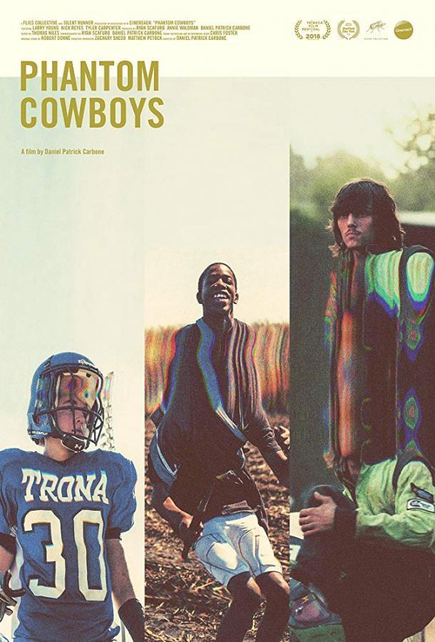 Фантомные ковбои / Phantom Cowboys (2018)