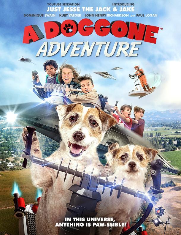 A Doggone Adventure / 2018