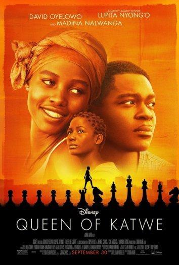 Королева из Катве / Королева Катве  (2016).