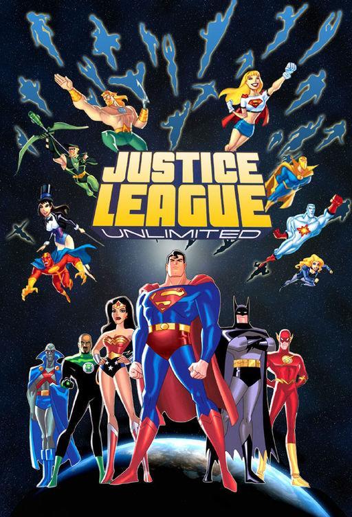 Лига справедливости: Без границ