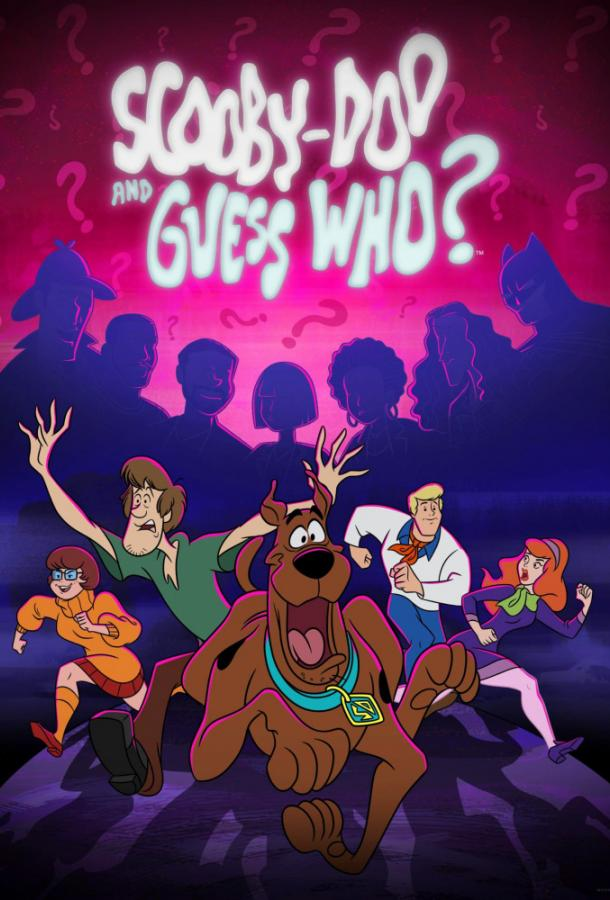 Скуби-Ду и угадай, Кто? / Scooby Doo and Guess Who? (2019)