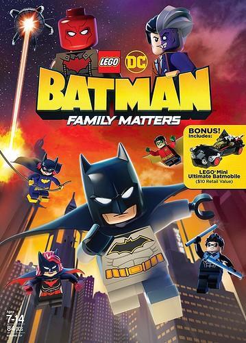 LEGO DC: Бэтмен - дела семейные  (2019).